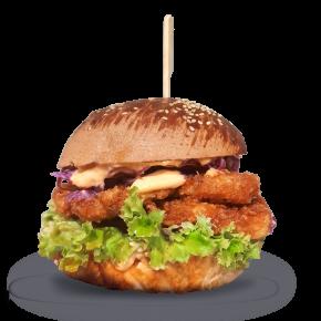 """Chicken Burger """"MENU"""""""